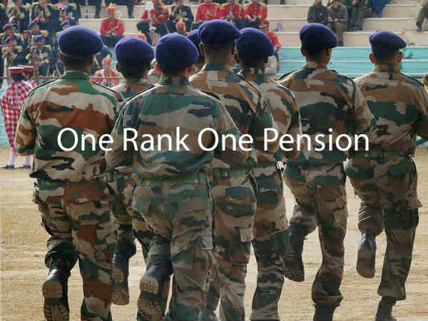 One Rank, One Pension